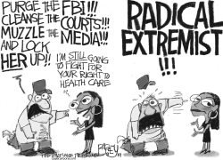 Radical Extremist by Pat Bagley