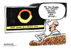 Black Hole by Jimmy Margulies