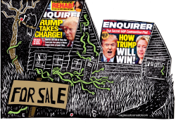 Enquirer For Sale by Randall Enos