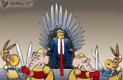 Game of Throne by Bruce Plante