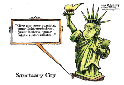 Sanctuary City by Jimmy Margulies