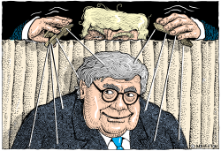 Trump and Barr by Wolverton