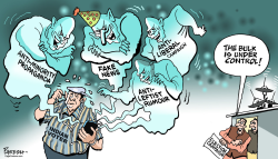 Indian social media by Paresh Nath