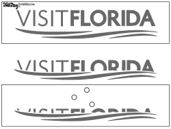 Visit Florida FLORIDA by Bill Day