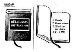 Religious Instruction by Jimmy Margulies