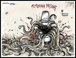 Alabama Prisons by J.D. Crowe