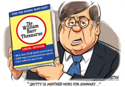 Barr Thesaurus of Misleading Words by RJ Matson
