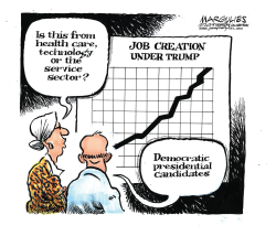 Job Growth by Jimmy Margulies