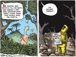 Biodiversity Extinction by Kevin Siers