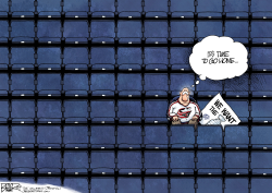 LOCAL OH CBJ Postseason Ends by Nate Beeler