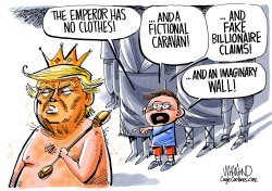 The Emperor's Clothes by Dave Whamond