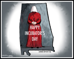 Happy Incubator's Day by J.D. Crowe