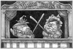 Trade Talks As A Punch And Judy Show by Dale Cummings