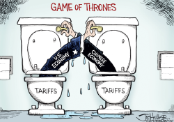 Tariffs by Joe Heller