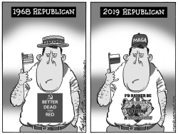 Old GOP ReFile by Bob Englehart