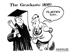 The Graduate 2019 by Jimmy Margulies