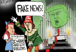 Trump LosesBillions by Jeff Darcy