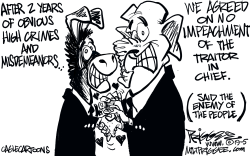 What Impeachment by Milt Priggee