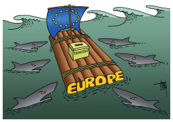 Europe and democracy by Arend Van Dam