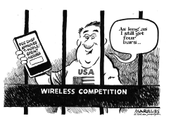 TMobile/Sprint Merger by Jimmy Margulies