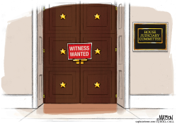 Witness Wanted at House Judiciary Committee by RJ Matson