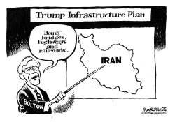 Trump Infrastructure Plan by Jimmy Margulies