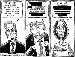 The Final Mueller Reports by Kevin Siers