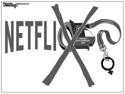 No NetfliX in Georgia by Bill Day