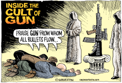 The Cult of Gun by Wolverton