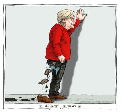 last legs by Joep Bertrams