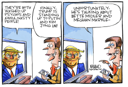 Trump Talk by Dave Whamond