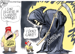 Hot Take by Pat Bagley