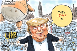 They Love Me by Ed Wexler