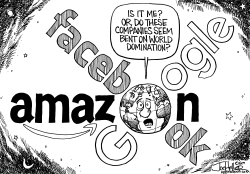 Tech Takeover by Joe Heller