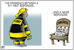 9/11 FIRST RESPONDERS by Randy Bish