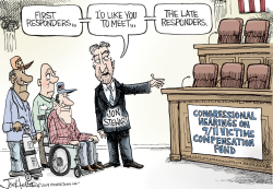 First Responders by Joe Heller