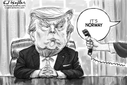 It's Norway by Ed Wexler