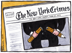New York Times - Crimes by Tchavdar Nikolov