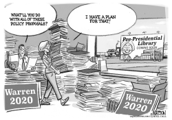 Elizabeth Warren 2020 Archives by RJ Matson