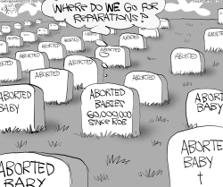 Aborted Reparations by Gary McCoy