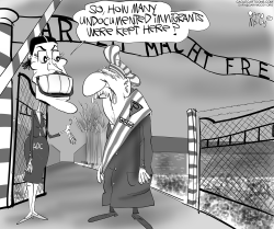AOC and Auschwitz by Gary McCoy