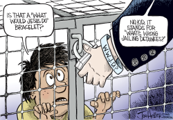 Detainees by Joe Heller