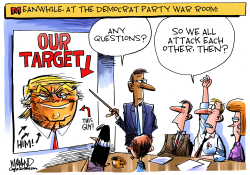 The Democrat Plan by Dave Whamond