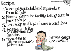 Child Trauma by Pat Bagley