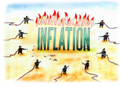 INFLATION by Pavel Constantin