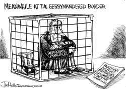Gerrymandering by Joe Heller