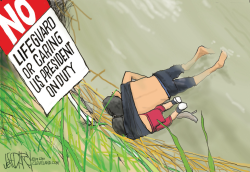 Border Crossing Drowning by Jeff Darcy
