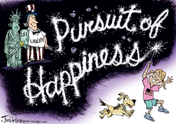 July Fourth by Joe Heller