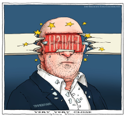very very close by Joep Bertrams