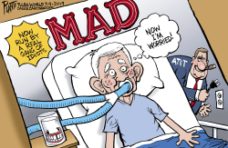 Mad Magazine by Bruce Plante